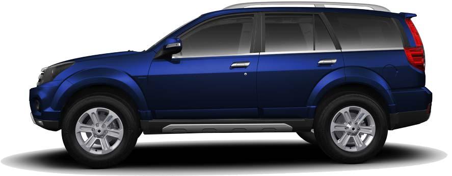 H5 цвета «Темно-синий сапфир»